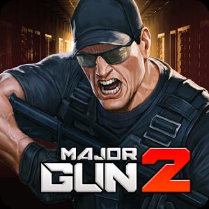 دانلود بازی تفنگی سلاح سنگین Major Gun: war on terror همراه با نسخه مود