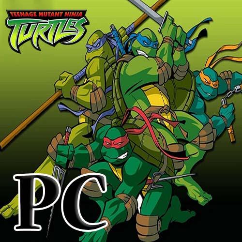 دانلود بازی لاکپشت های نینجا جهش یافته Ninja Turtles 2003 با حجم کم برای کامپیوتر