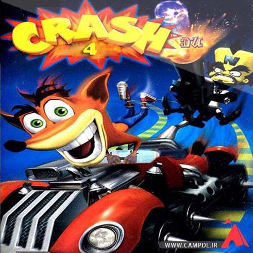 دانلود بازی کراش مسابقه ای ۴ برای کامپیوتر – Crash 4 Team Racing