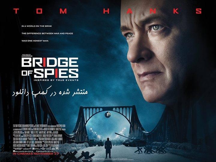 دانلود فیلم پل جاسوسان Bridge of Spies 2015